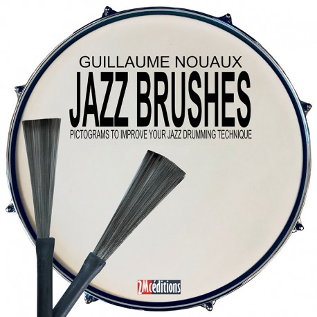 Jazz brushes - método de escobillas