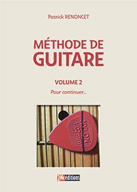 Méthode de Guitare P.Renoncet Vol. 2